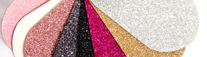 Tecido Glitter Fino